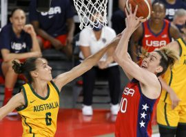 The United States is a heavy favorite to continue its dominance in Olympic women's basketball this year. (Image: Ethan Miller/Getty)