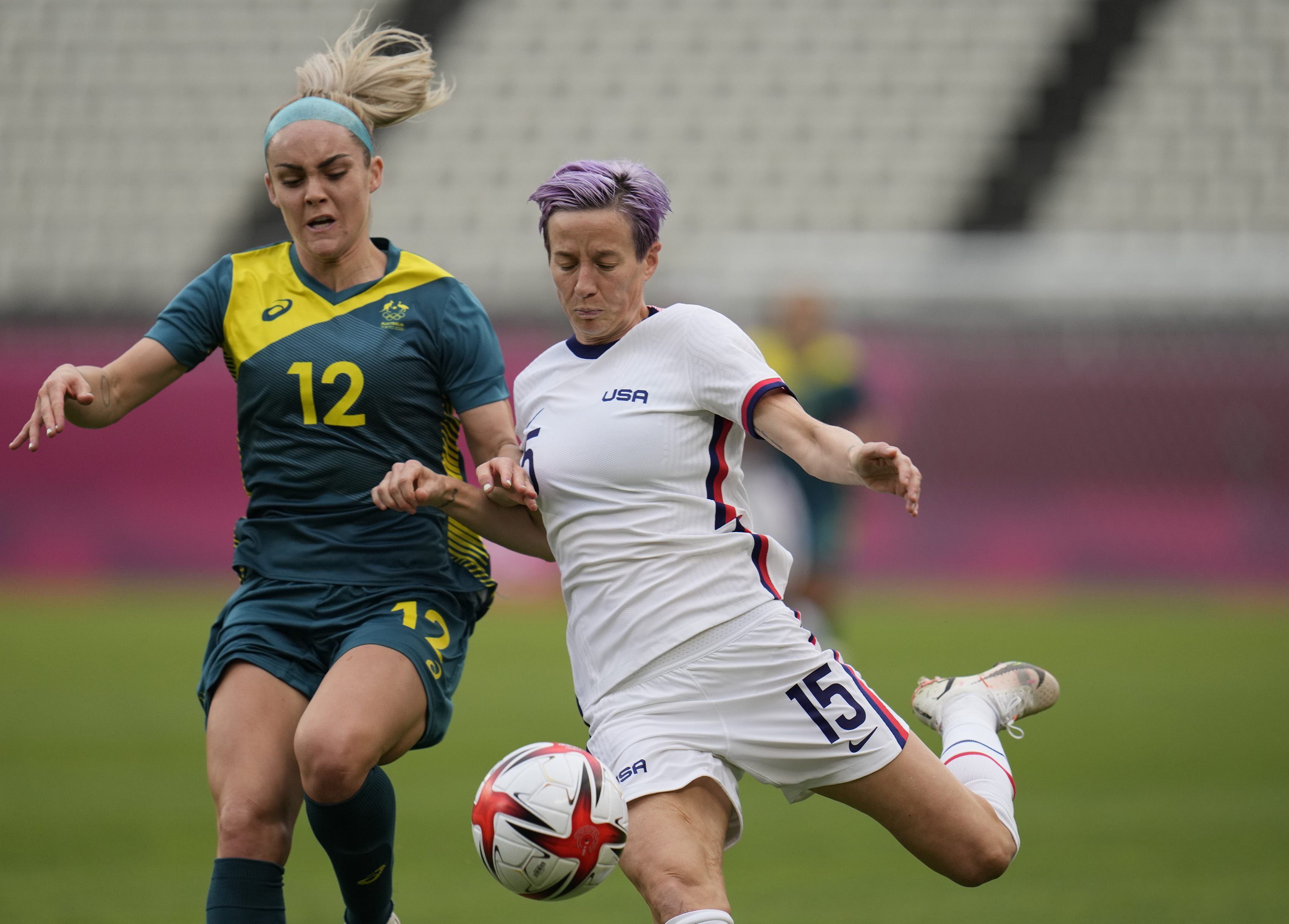 Olympic women's soccer odds USWNT
