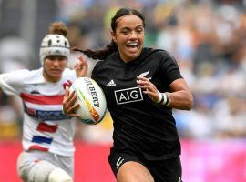 New Zealand enters as the clear favorite to win gold in the Olympic women's rugby sevens competition. (Image: Getty)