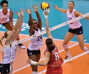 Olympic women's volleyball odds