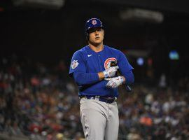 The New York Yankees have traded for Chicago Cubs first baseman Anthony Rizzo, according to media reports. (Image: Norm Hall/Getty)