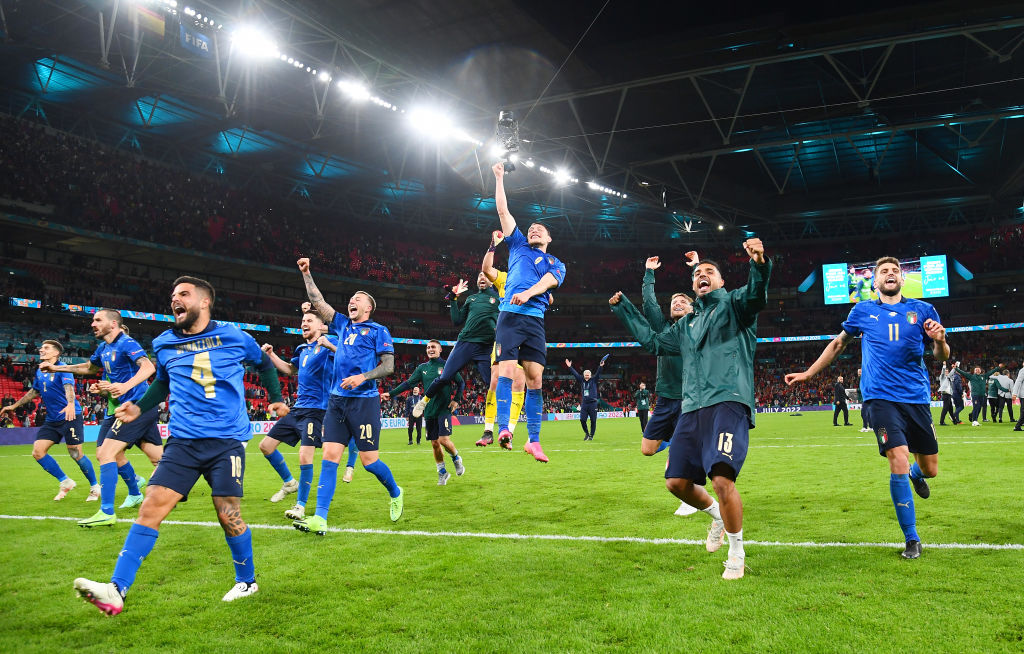 Italy penalties euro2020