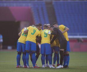 Brazil - Cote d'Ivoire Olympics