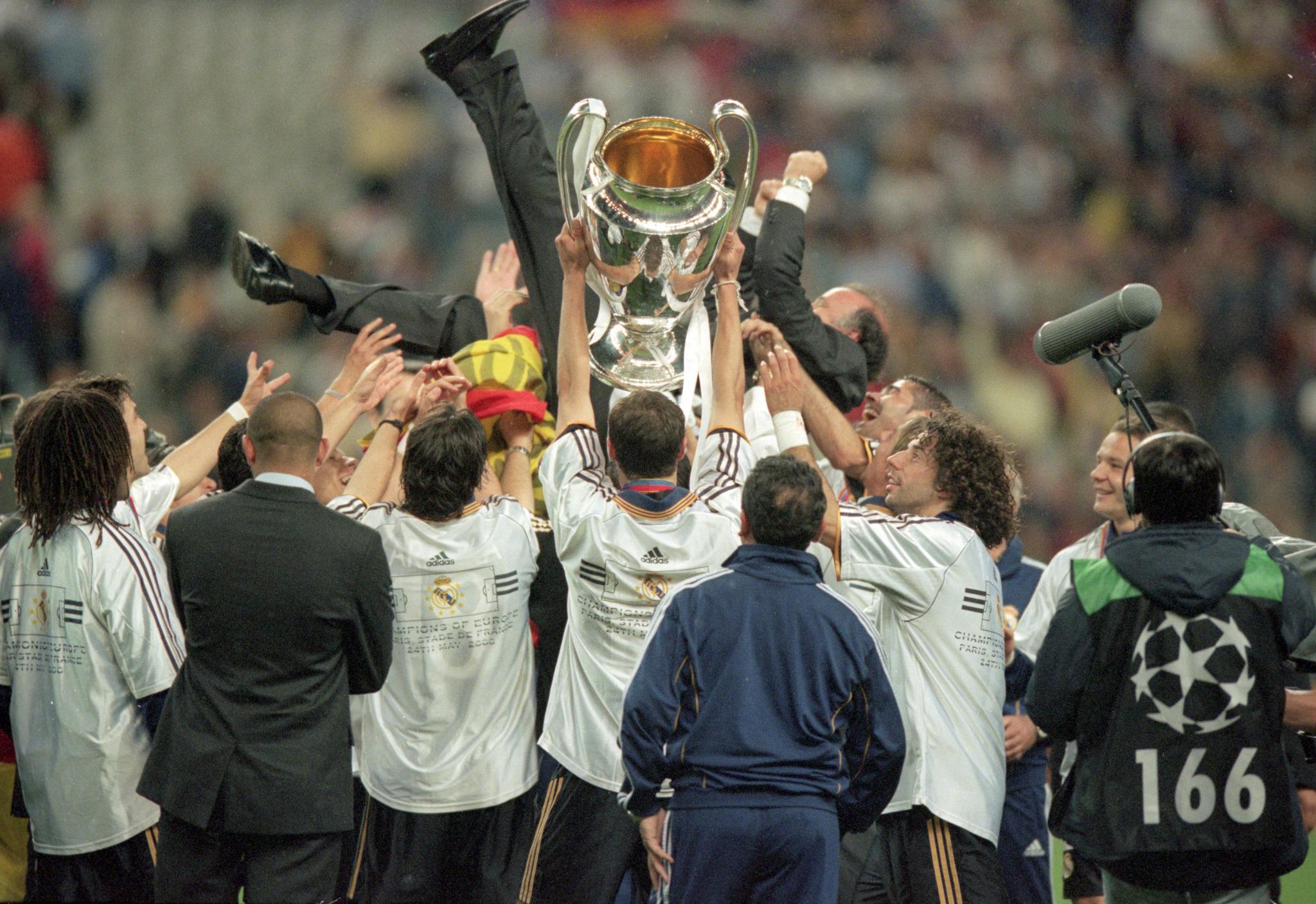 Vicente del Bosque - Real Madrid