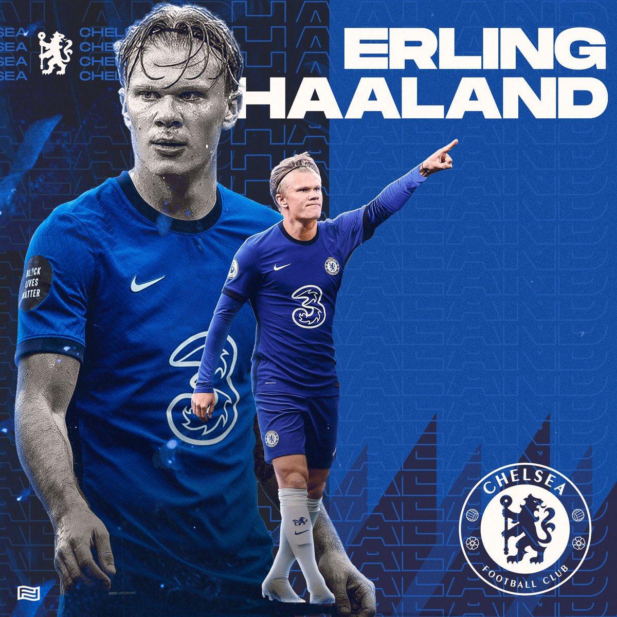 Erling Haaland - Chelsea