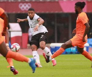Germany - Cote d'Ivoire, Olympics