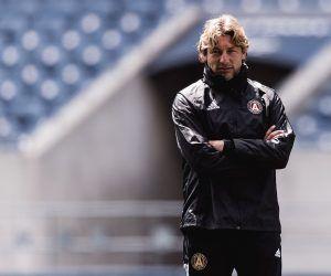 Heinze left Atlanta United