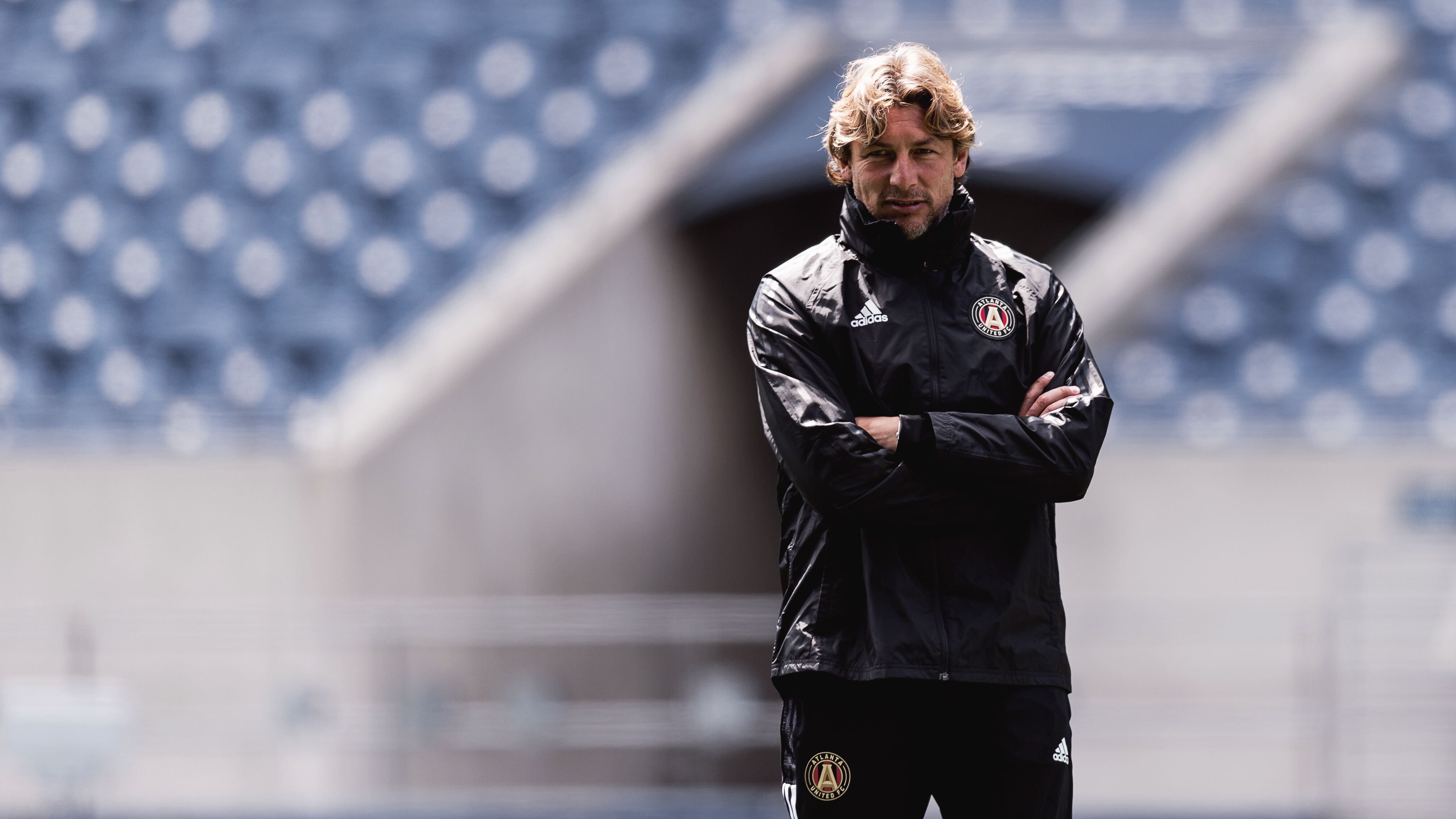 Heinze meninggalkan Atlanta United