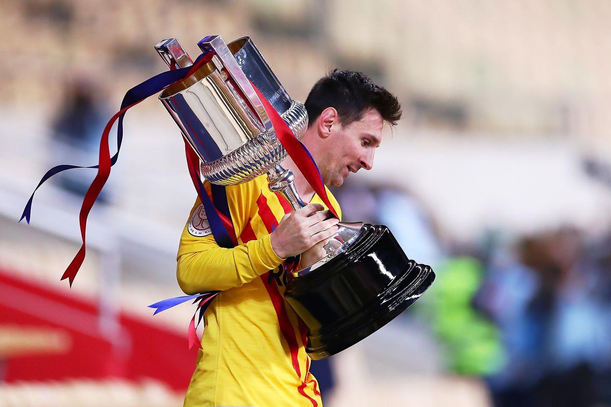 Messi - Copa del Rey