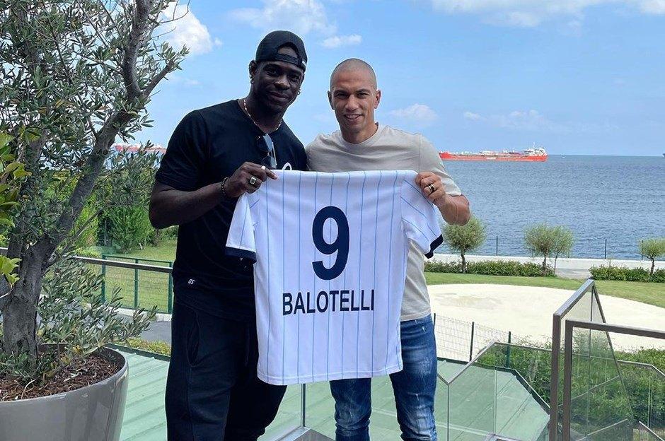 Balotelli - Adana Demirspor