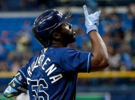 Randy Arozarena leads the race for American League Rookie of the Year, but the young Tampa Bay star has plenty of competition. (Image: Ivy Ceballo/Tampa Bay Times)