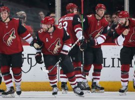 The Arizona Coyotes are looking for a new home to skate for next season after their lease at Gila River Arena ends at the conclusion of this upcoming season. (Image: Getty)