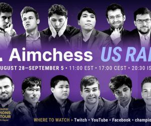 Aimchess US Rapid odds