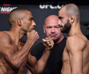 Barboza Chikadze odds UFC