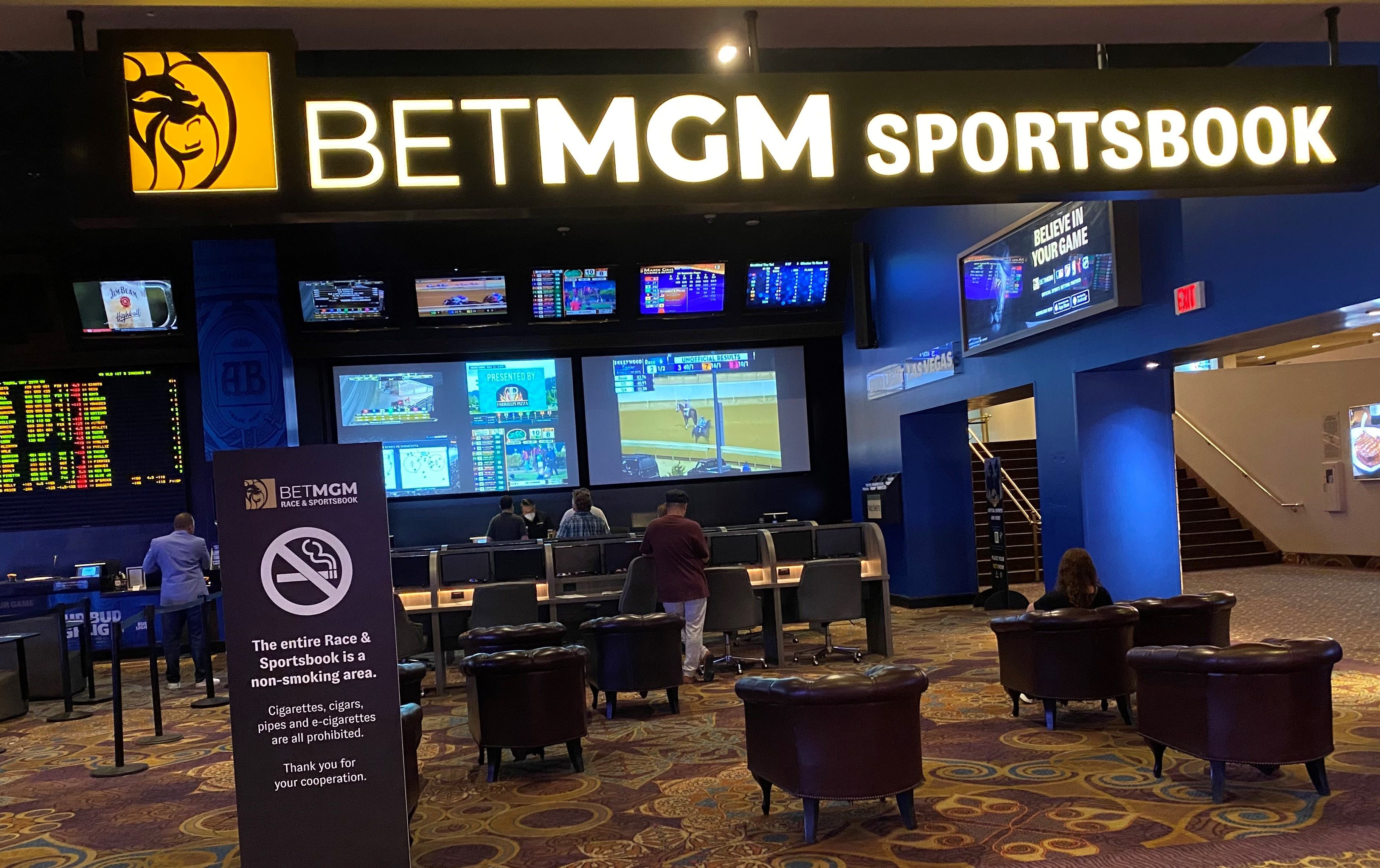BetMGM received more bets on the Detroit to make the playoffs -- but that could be a problem