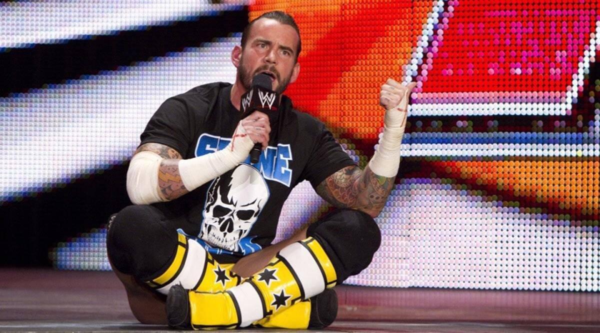 CM Punk AEW odds
