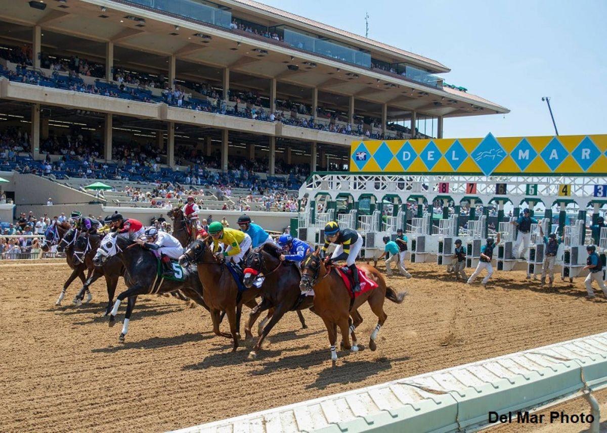 Del Mar-2021 Bing Crosby Stakes Meet