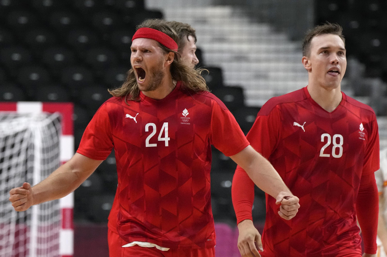 Olympic handball odds Denmark France