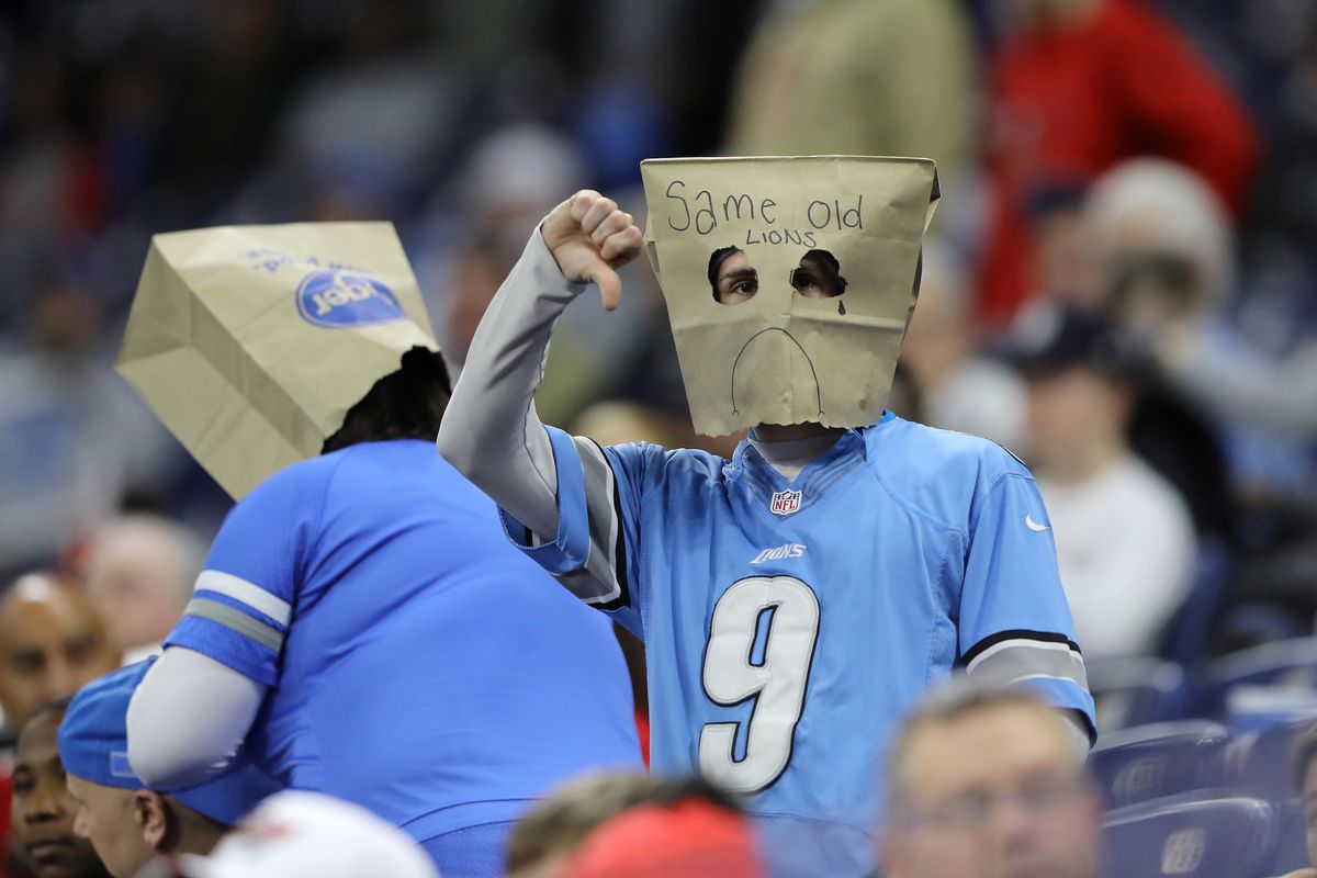 Detroit Lions are sports bettors favorite underdogs for the NFL playoffs