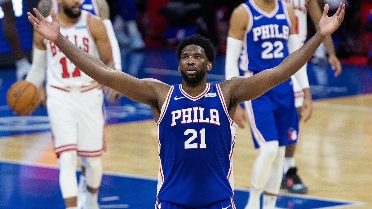 Joel Embiid Philadelphia 76ers contract extension $196 million