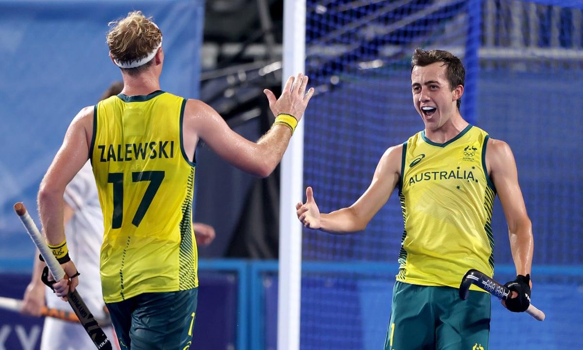 Olympic field hockey odds Australia Belgium