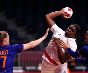 Olympic women's handball odds France ROC