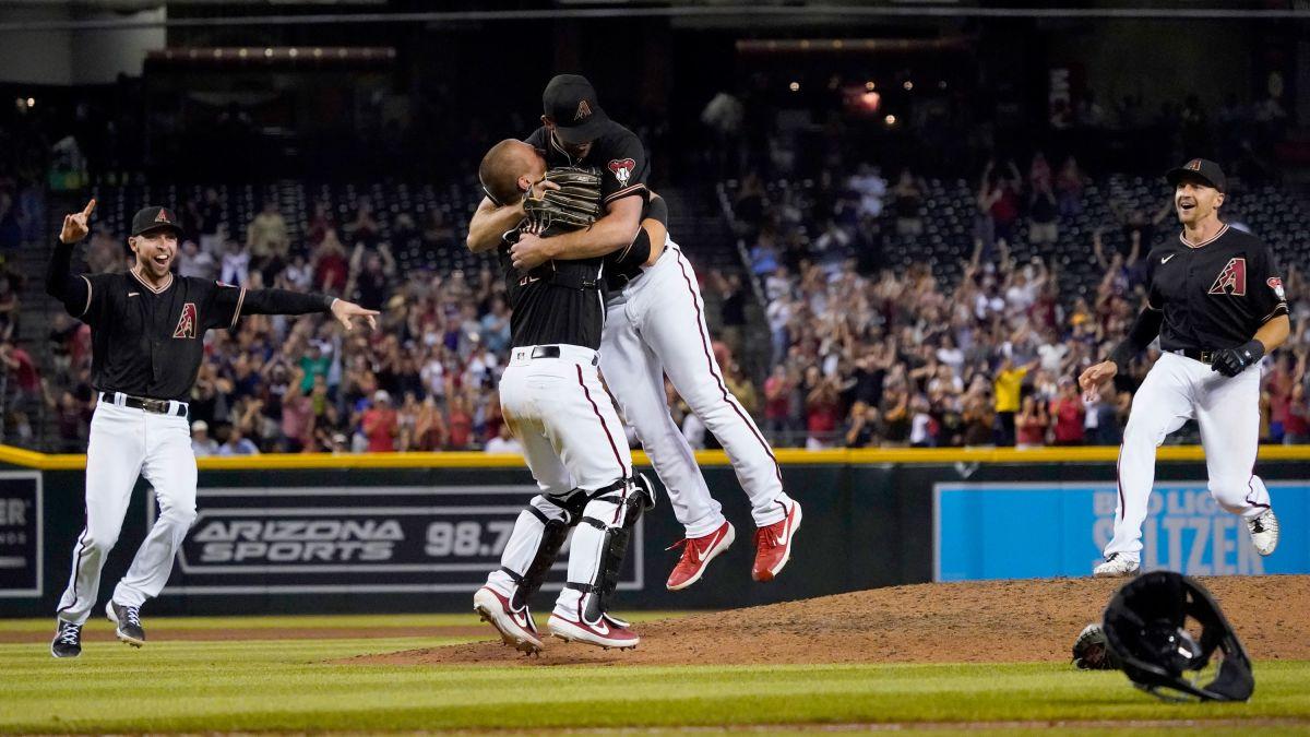 Tyler Gilbert no-no no-hitter Arizona Diamondbacks D-Backs Padres