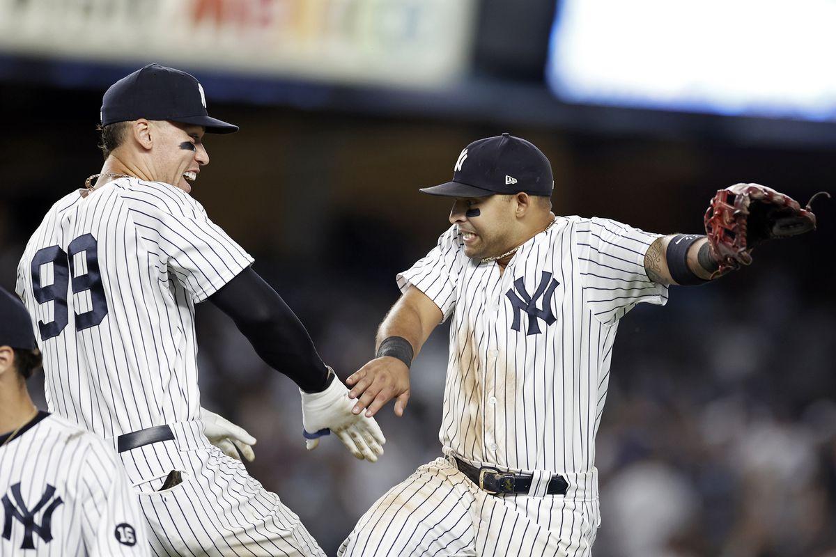 NY Yankees Bronx Sweep Boston Red Sox