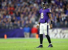 Lamar Jackson and the Baltimore Ravens are the current betting favorite to win the AFC North. (Image: Maddie Meyer/Getty)