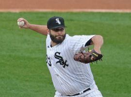 : Lance Lynn has taken over as the favorite in the AL Cy Young Award race. (Image: Jonathan Daniel/Getty)