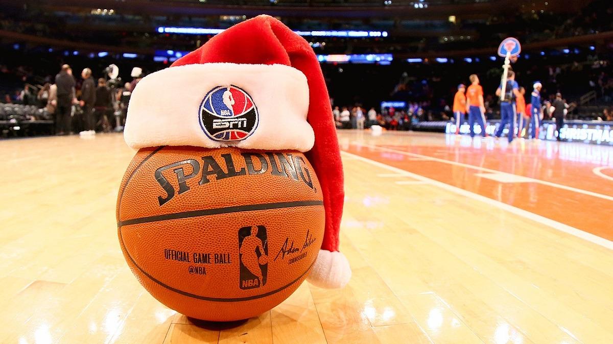 NBA Christmas Schedule Knciks Hawks Lakers Nets