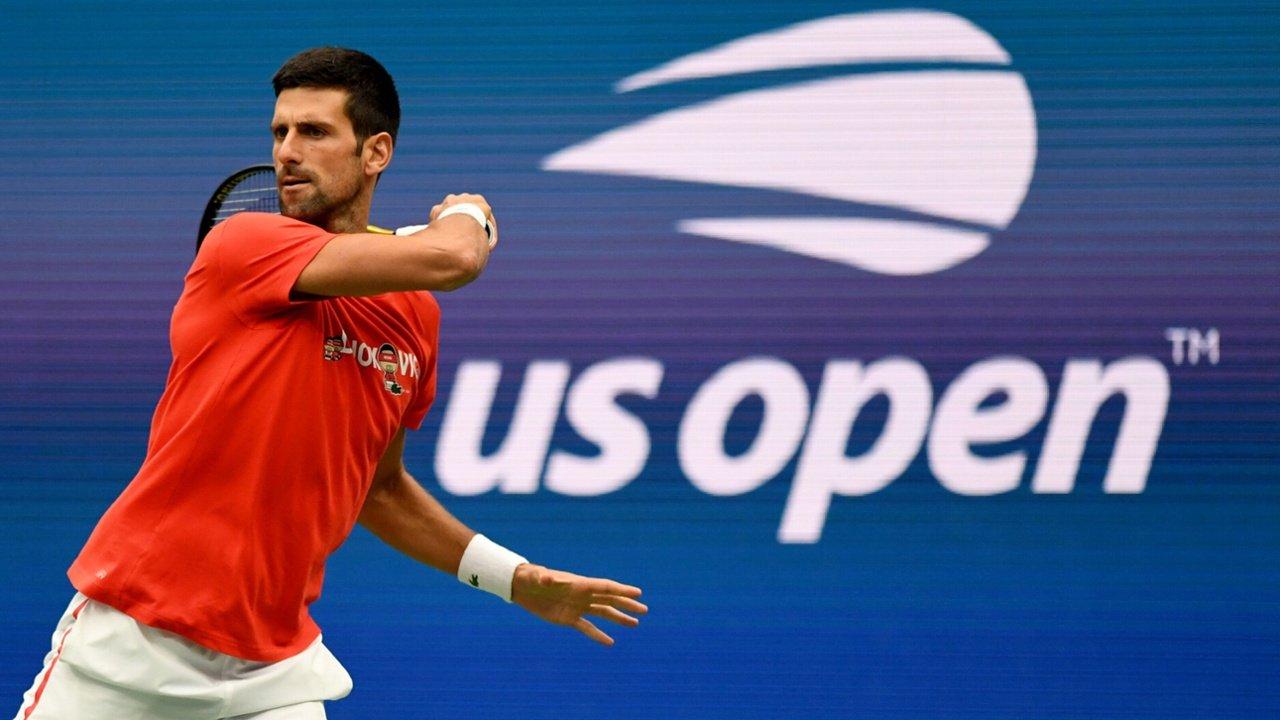 US Open odds Djokovic Barty