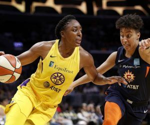 Beer brand Michelob ULTRA is partnering with prominent women in sports, including WNBA President Nneka Ogwumike.