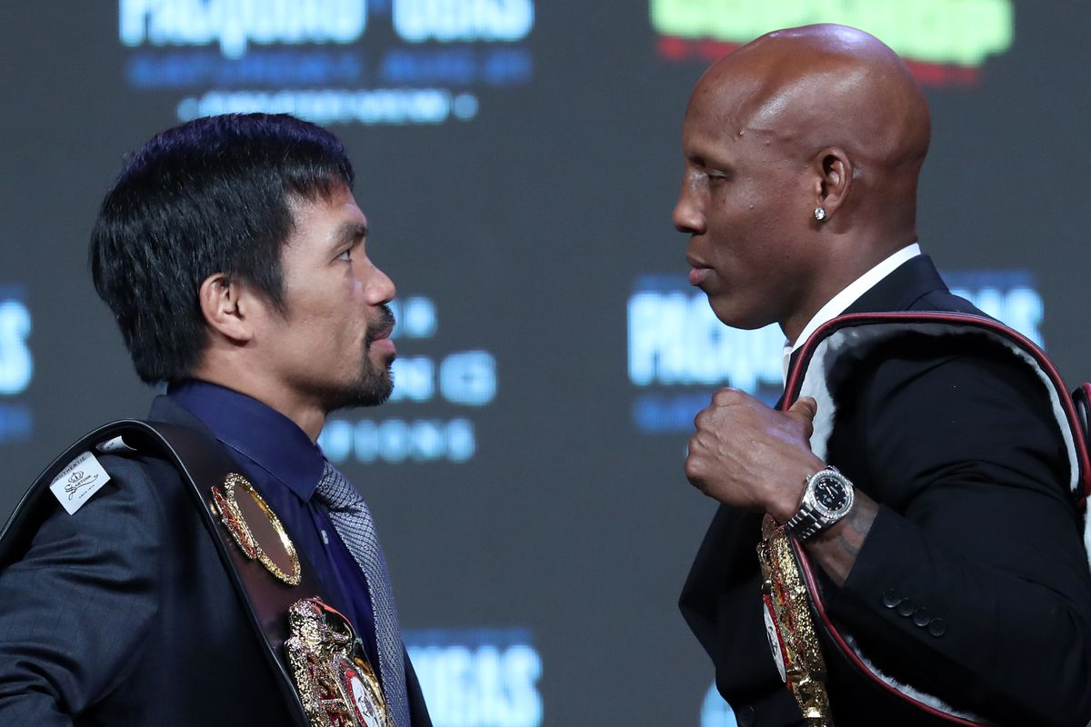 Pacquiao Ugas odds boxing