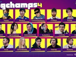 PogChamps 4 features a combination of veteran and new players who are participating in the Twitch streaming chess tournament. (Image: Chess.com)