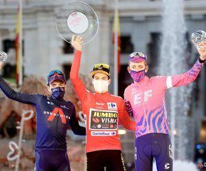 Primoz roglic Egan Bernal 2021 Vuelta a Espana odds