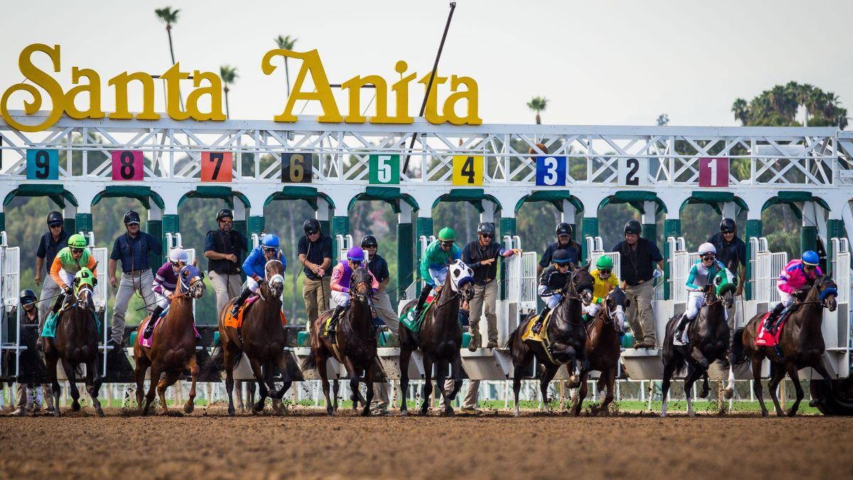 Santa Anita-2021 Autumn Stakes