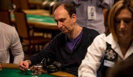 Erik Seidel won his ninth World Series of Poker bracelet with a virtual victory at the 2021 WSOP Online. (Image: Joe Smith/LVV)