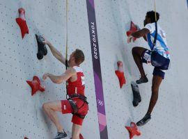 Sport climbing made its debut as an Olympic sport on Tuesday, though some athletes are unhappy about the combination of speed with more technical disciplines. (Image: Maja Hitij/Getty)