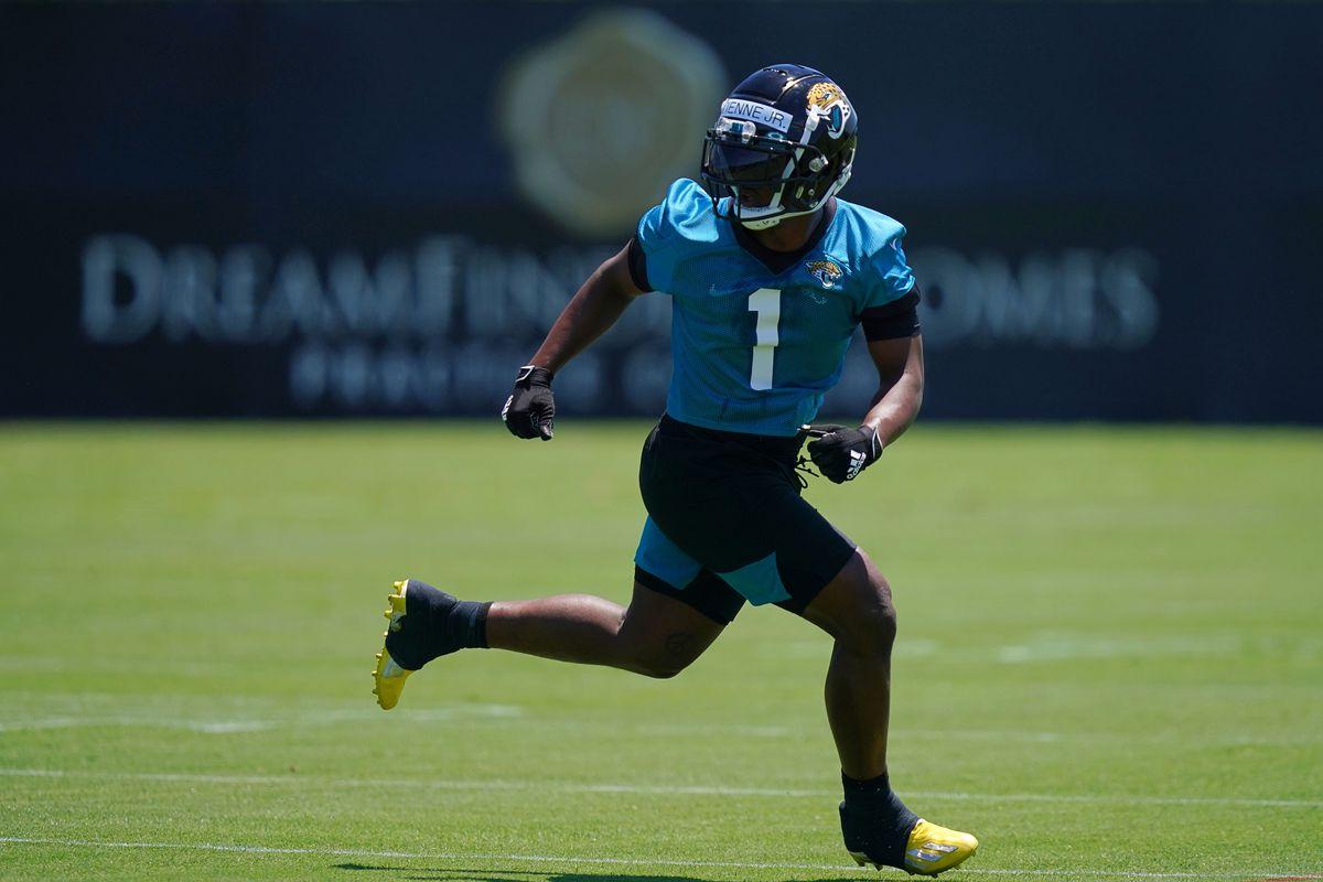 Travis Etienne Jacksonville Jaguars RB injury foote
