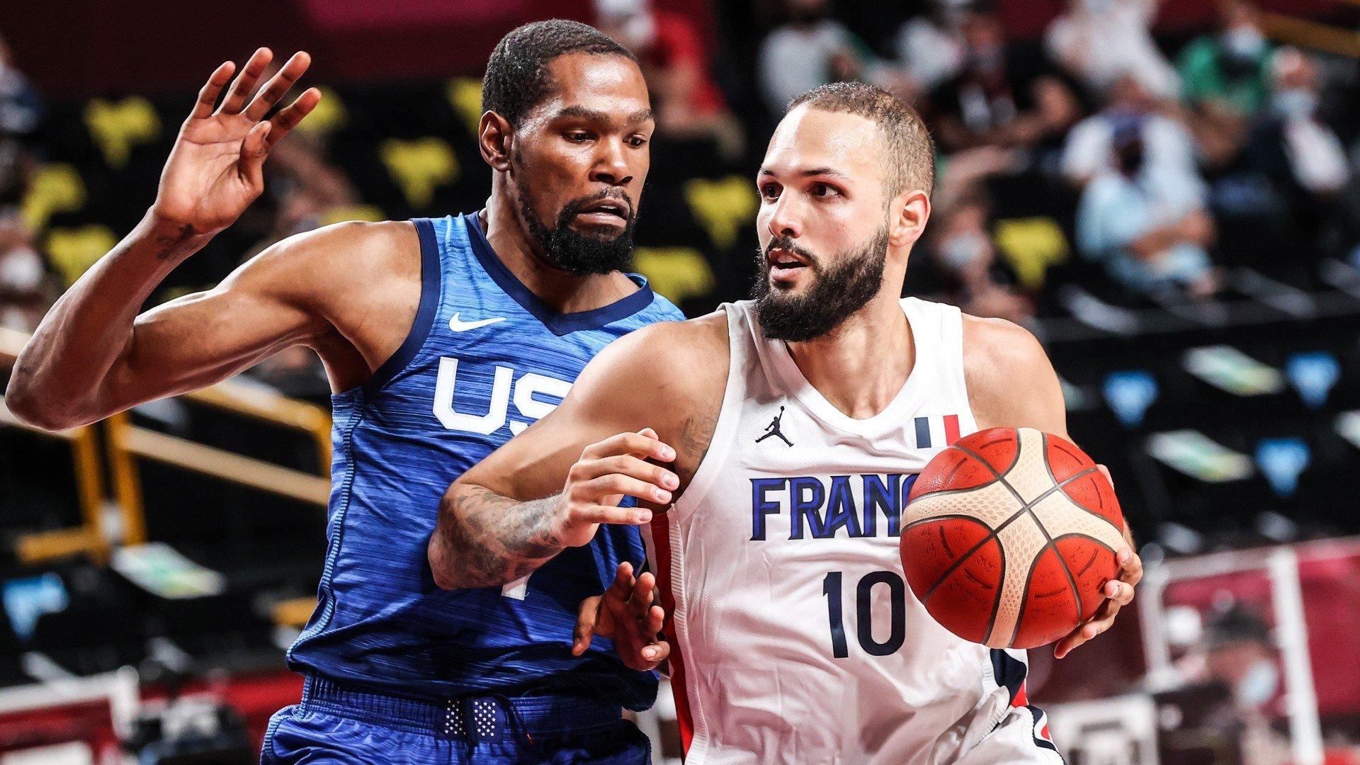 USA France basketball odds Olympics