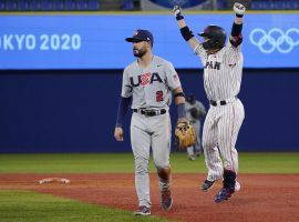 The United States and Japan will play for the second time in the Olympic baseball tournament, this time with a gold medal at stake. (Image: Sue Ogrocki/AP)