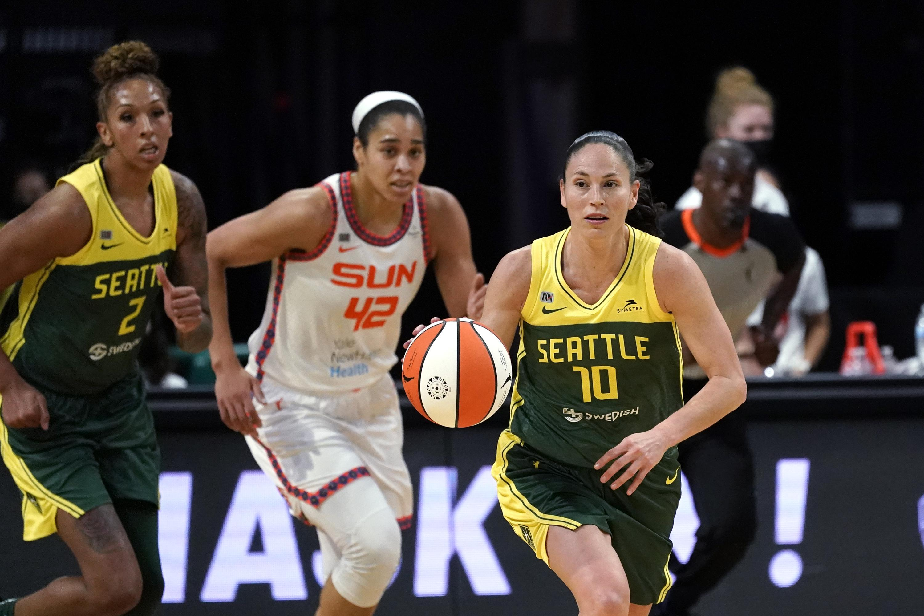 WNBA Commissioner's Cup odds