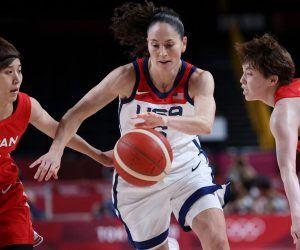 Olympic women's basketball odds USA Japan