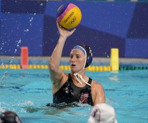 Olympic water polo odds women's