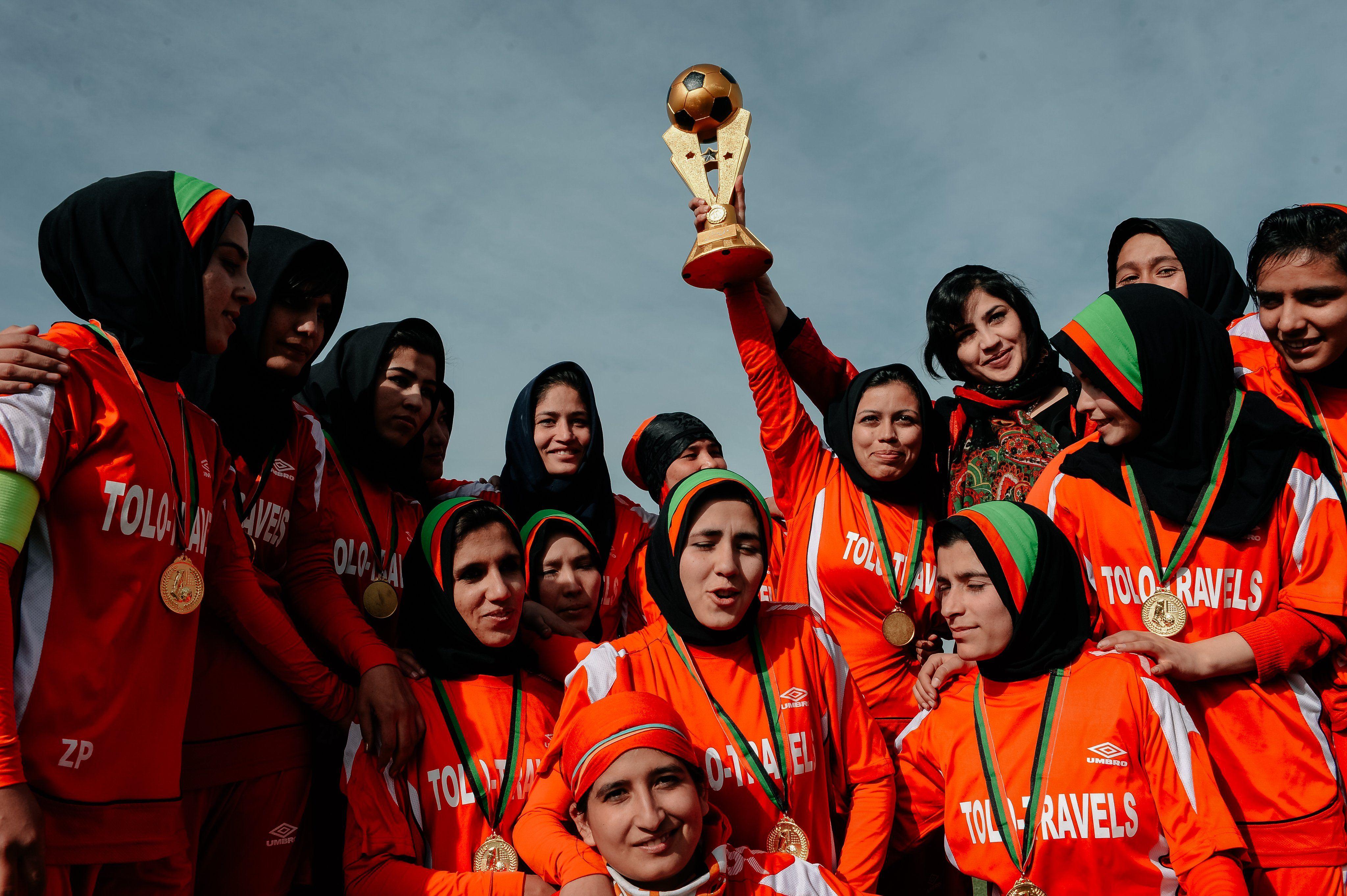 Afghanistan women's national team
