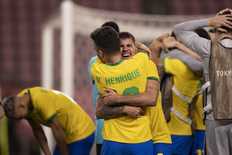 Brazil final Olympics