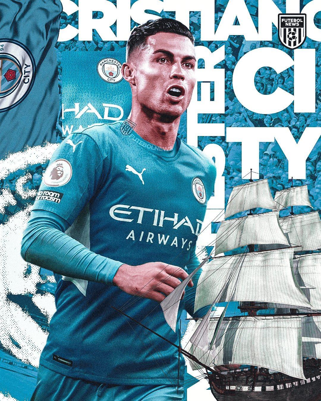 Cristiano Roanldo - Manchester City