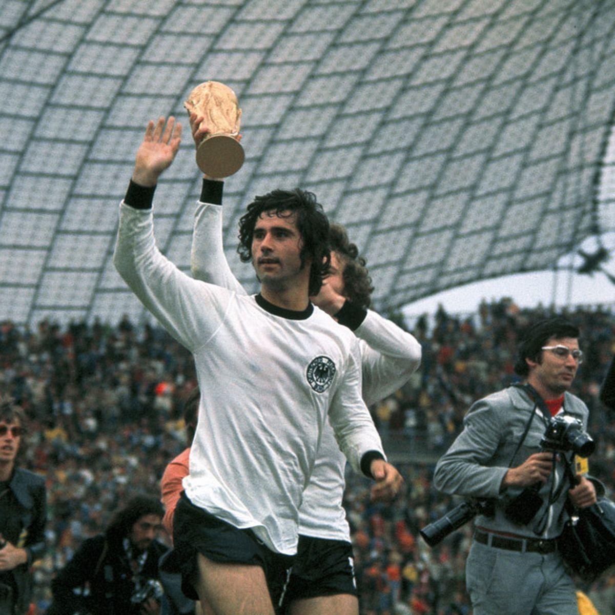 Gerd Muller passed away