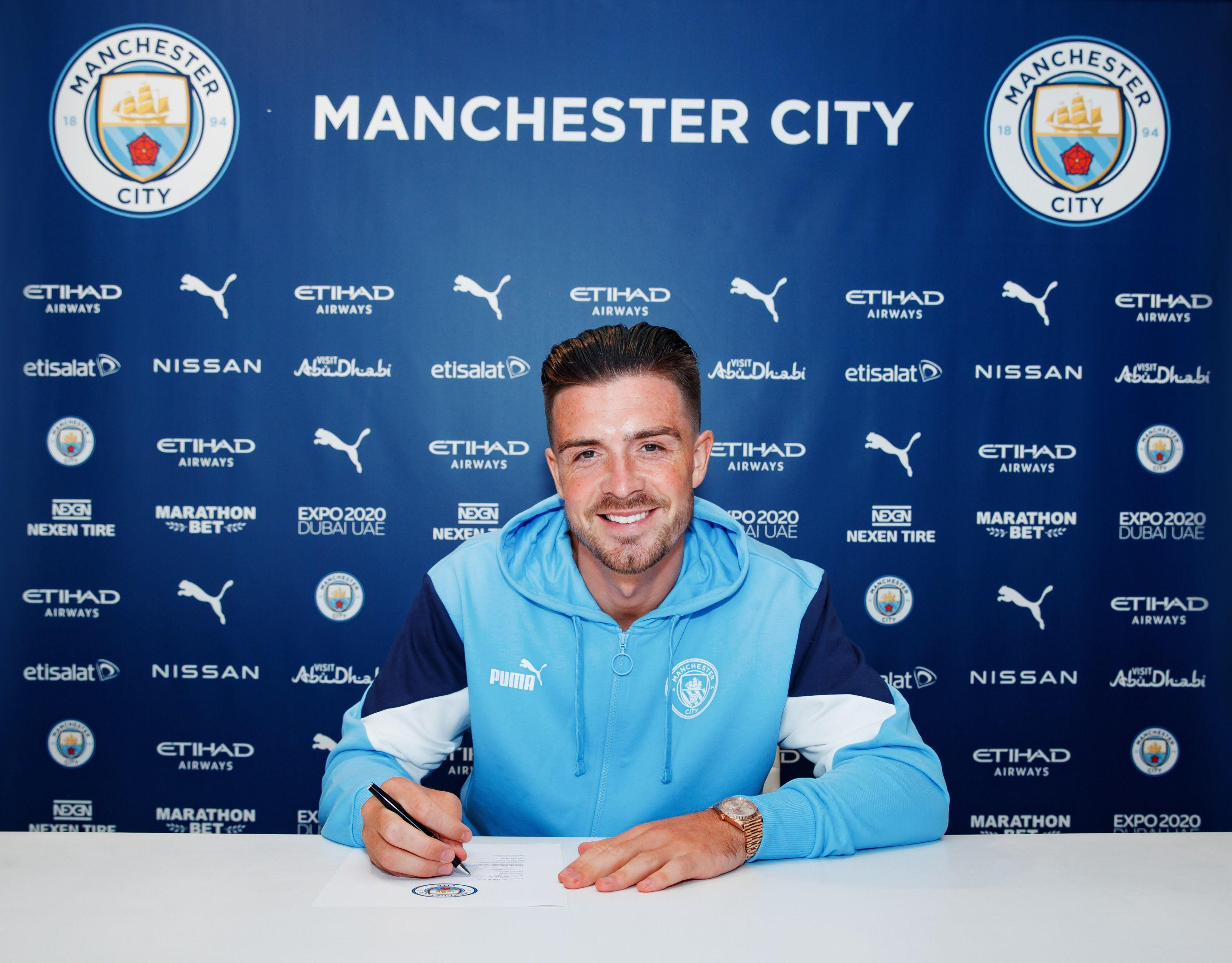 Grealish - Manchester City